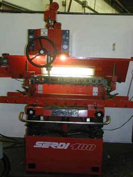 Serdi 100 Seat and Guide Machine